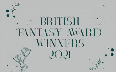 British Fantasy Award Winners